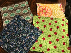 sew fun potholders